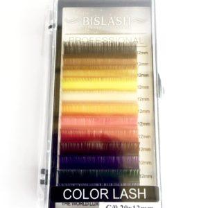 BISLASH Color Lashes - C