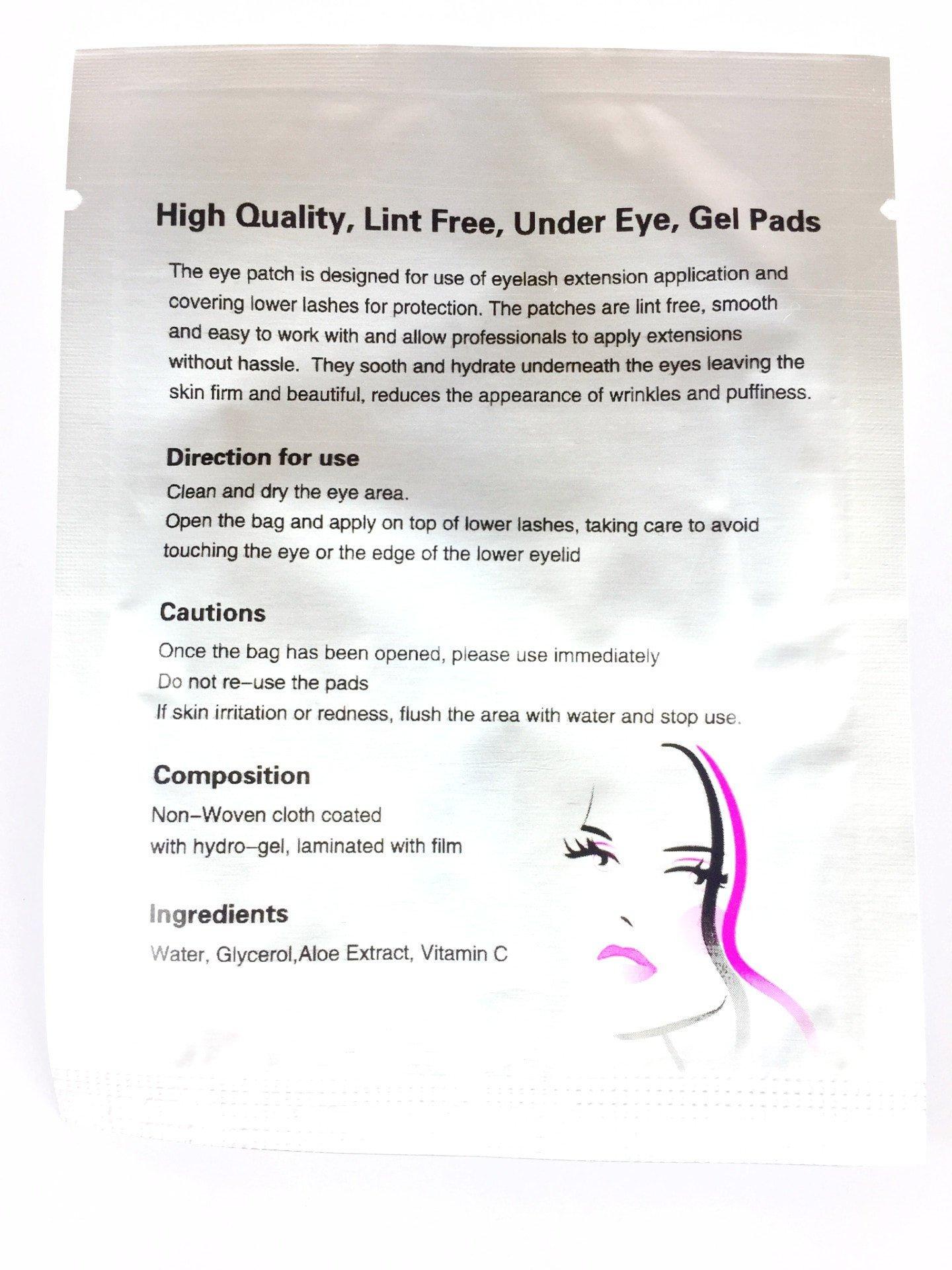 Eyepads 100-pack