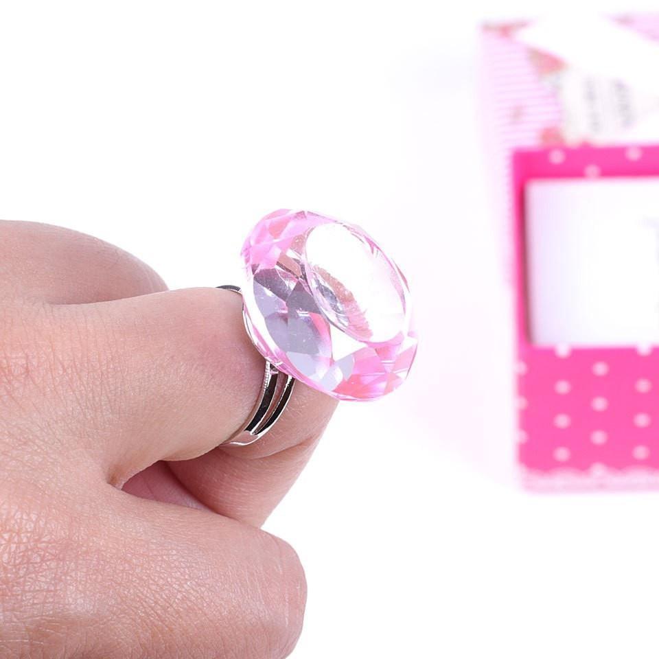 Limring Diamant Rosa