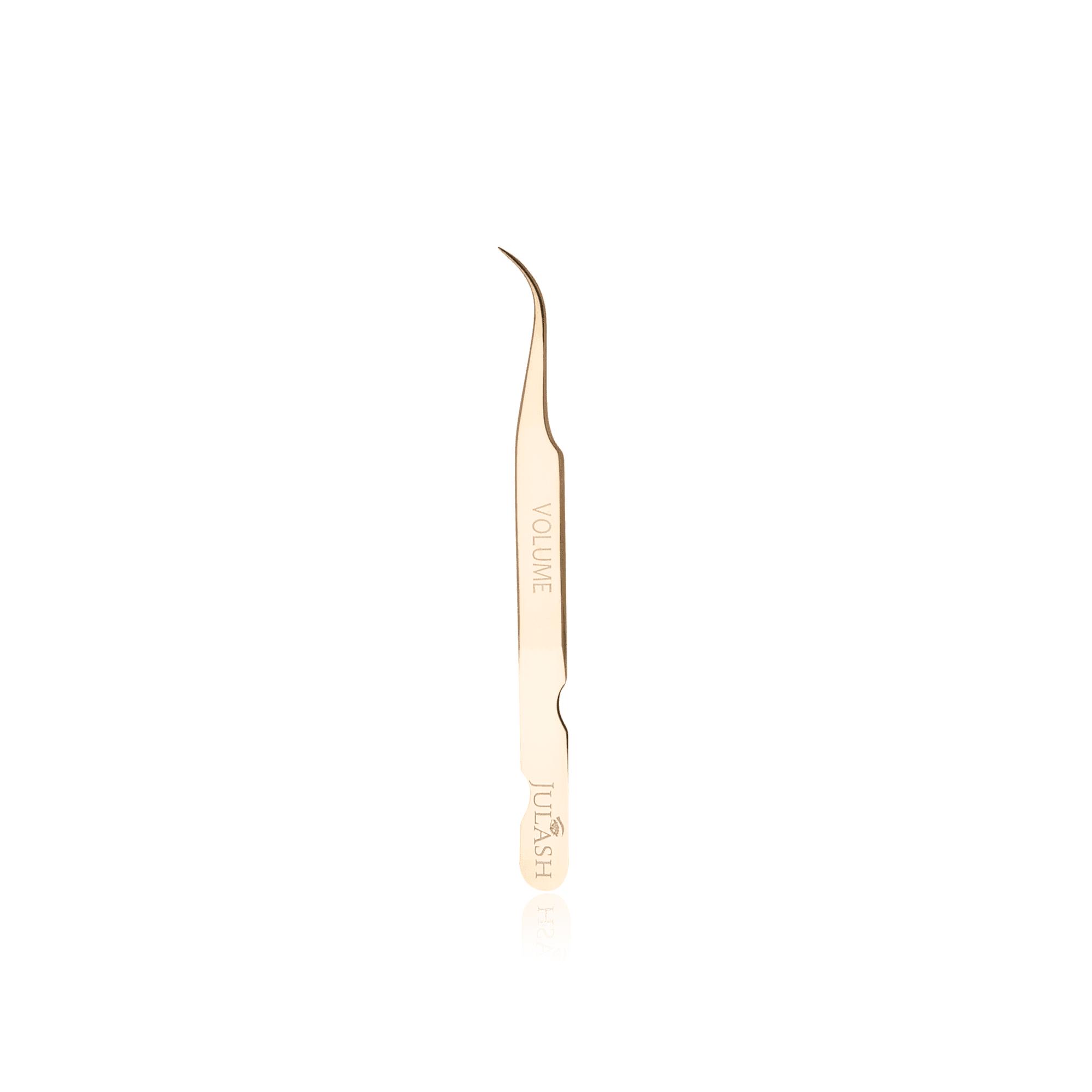 JuLash Pincett - Gold Böjd