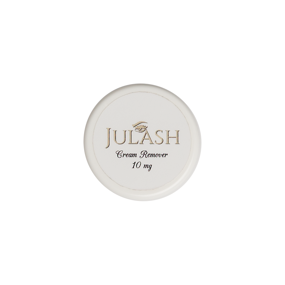 JuLash - Cream Remover