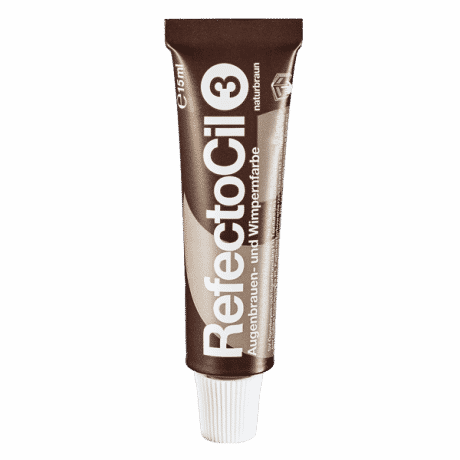 RefectoCil Natural Brown 3