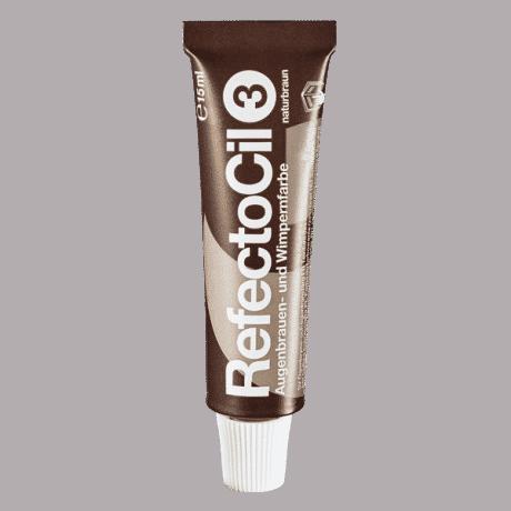RefectoCil Natural Brown 3