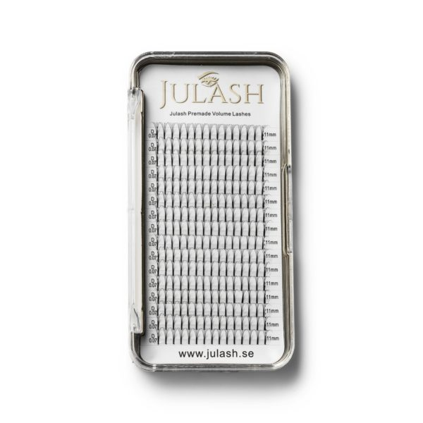 JuLash Golden 6D Mink Volym - D 0.05