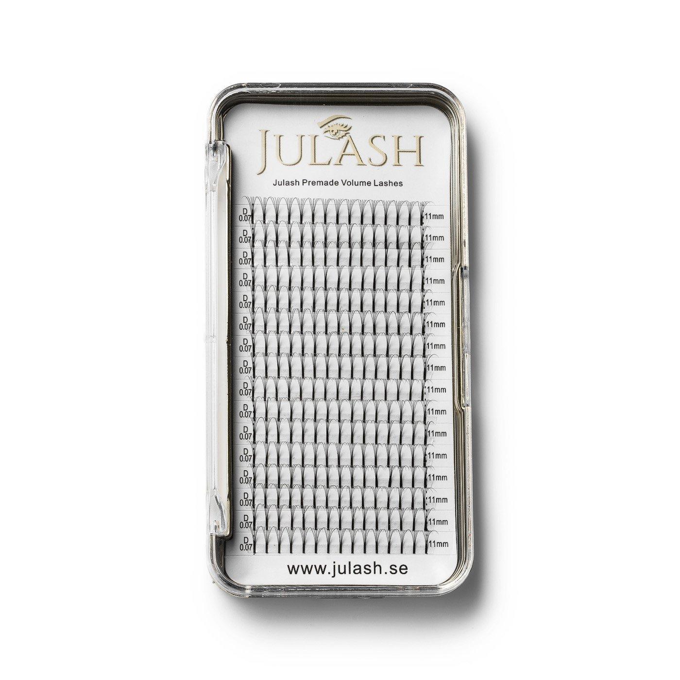JuLash Golden 6D Mink Volym - D 0.10